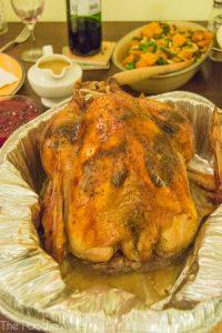 Thanksgiving turkey | thefoodiemiles.com