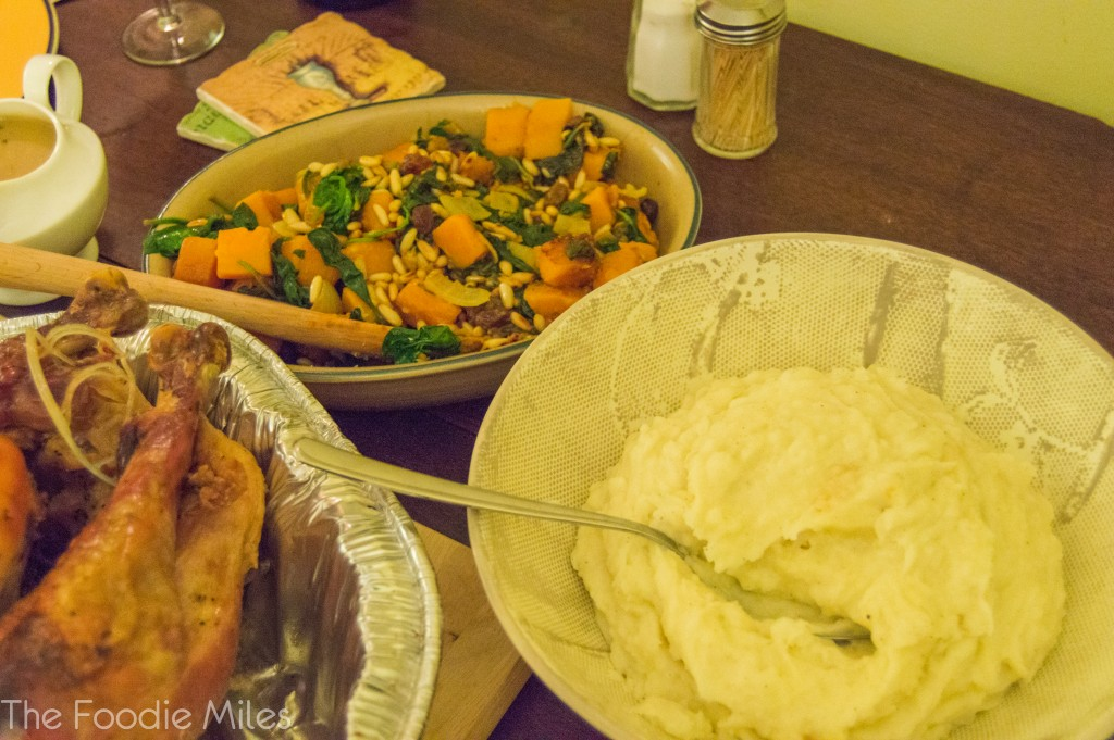 Thanksgiving dinner sides | thefoodiemiles.com