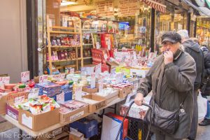 Brighton Beach street vendors | thefoodiemiles.com