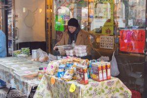 Brighton Beach street food | thefoodiemiles.com
