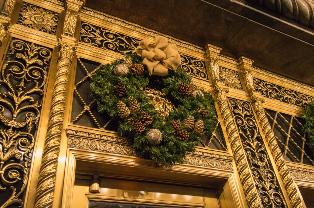 The Omni Parker House Christmas deco | thefoodiemiles.com