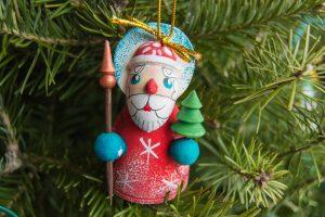Russian Christmas tree deco   thefoodiemiles.com