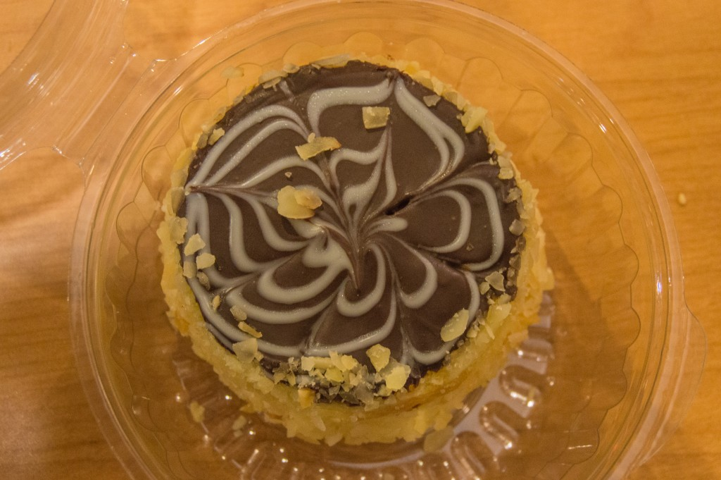 Boston Cream Pie at the Omni Parker House | thefoodiemiles.com