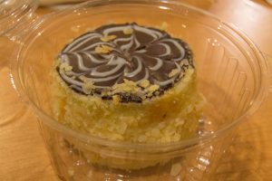 Original Boston Cream Pie | thefoodiemiles.com