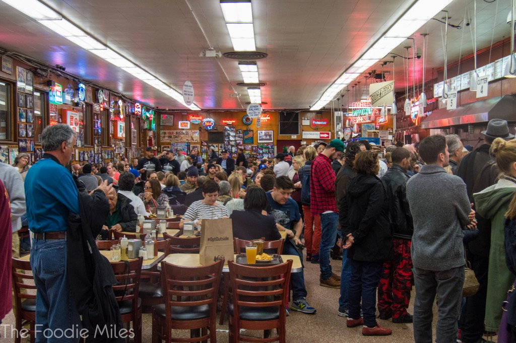 Katz's deli when harry met sally