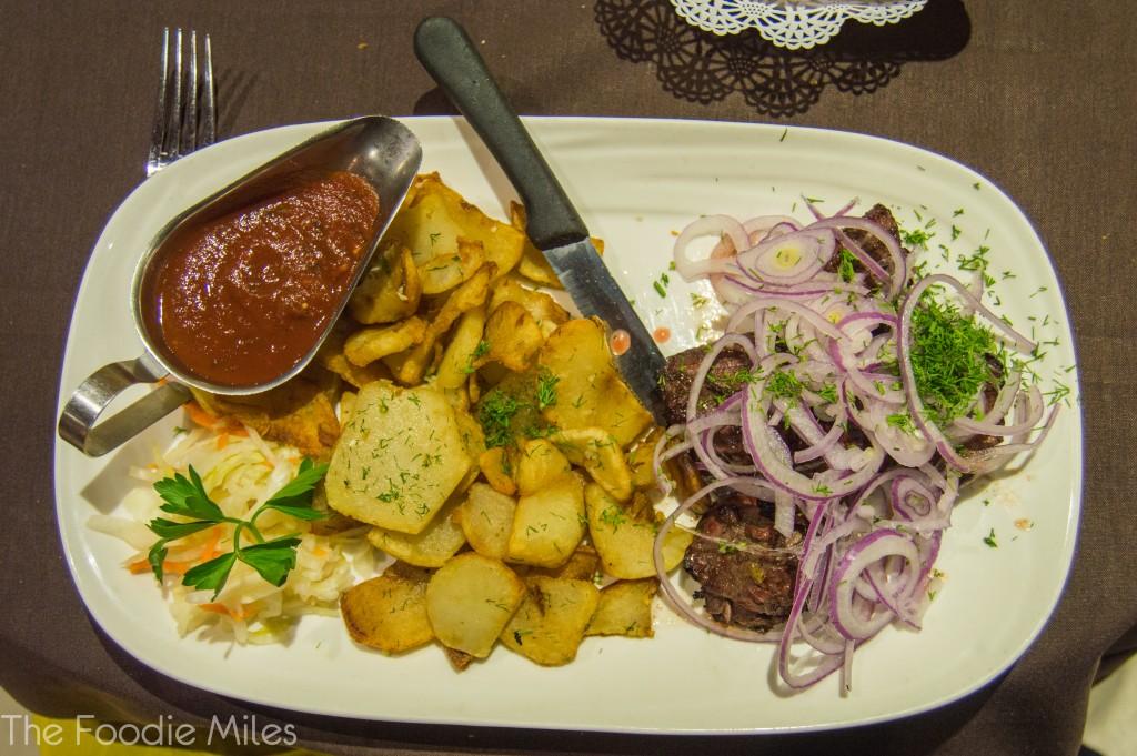 Beef shashlik | thefoodiemiles.com
