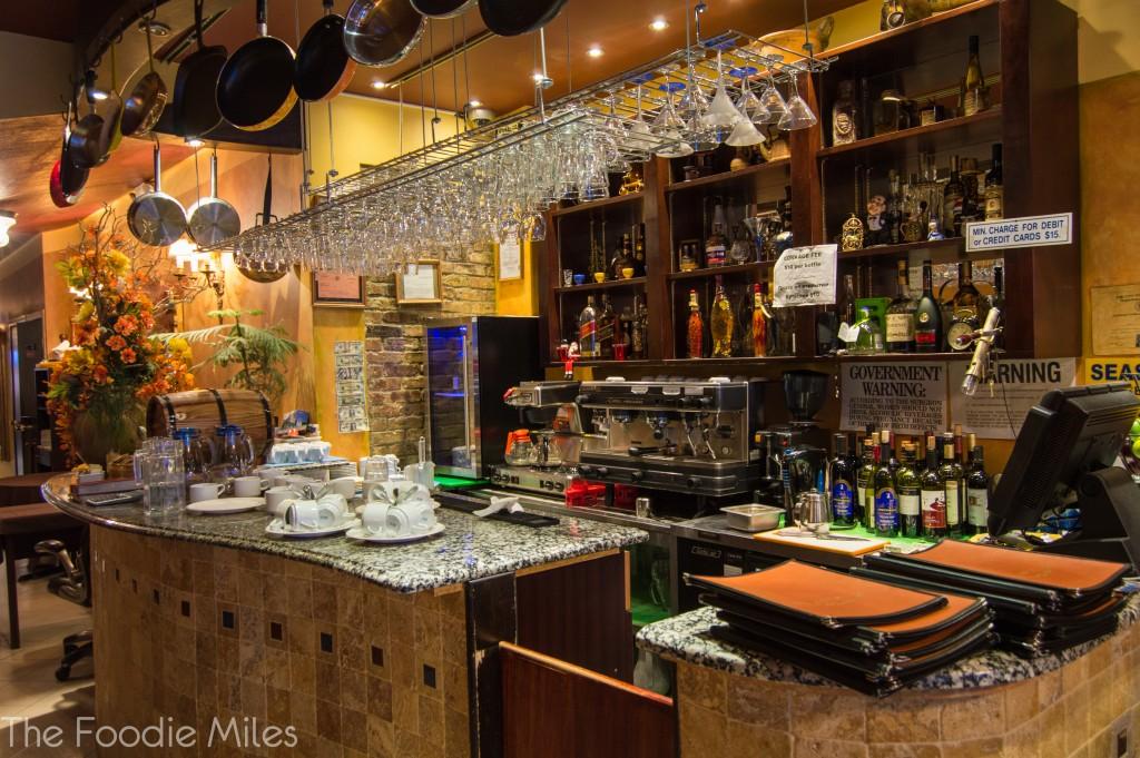 Brighton Beach restaurant Skovorodka | thefoodiemiles.com