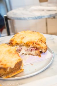 Dominique Ansel Croque Monsieur |thefoodiemiles.com