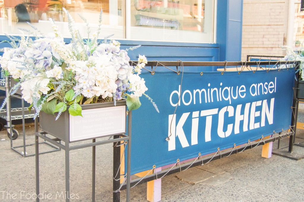 Dominique Ansel Kitchen New York | thefoodiemiles.com