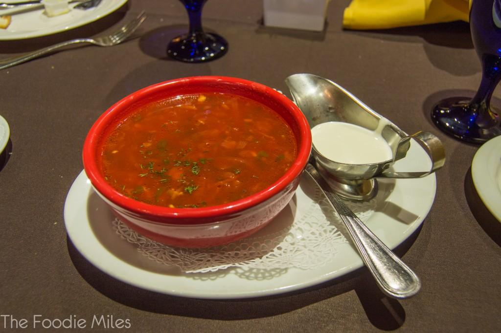 Russian restaurants in New York