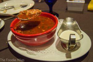 Russian borscht borscht | thefoodiemiles.com
