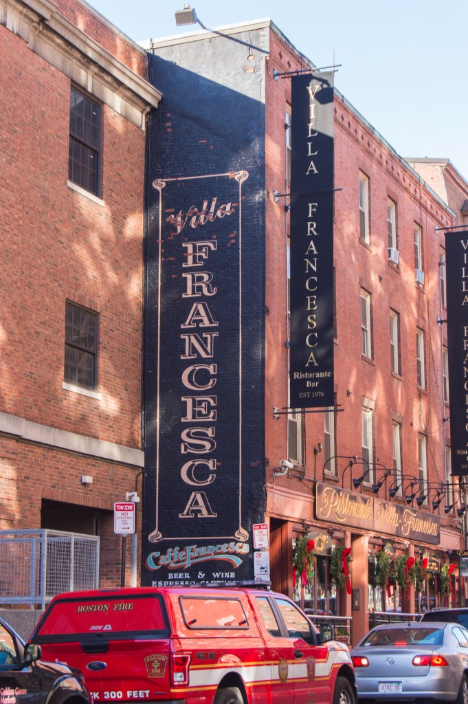 Boston's Little Italy | thefoodiemiles.com
