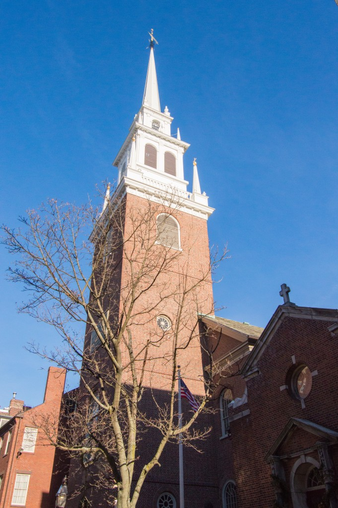 Old North Church | thefoodiemiles.com
