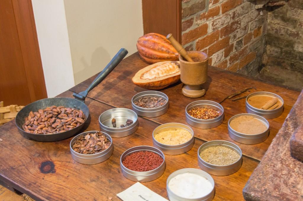 Colonial Chocolate shop | thefoodiemiles.com
