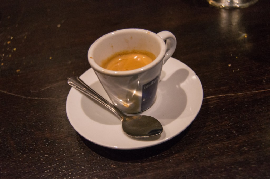 Espresso shot | thefoodiemiles.com