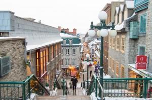 Petit Champlain district