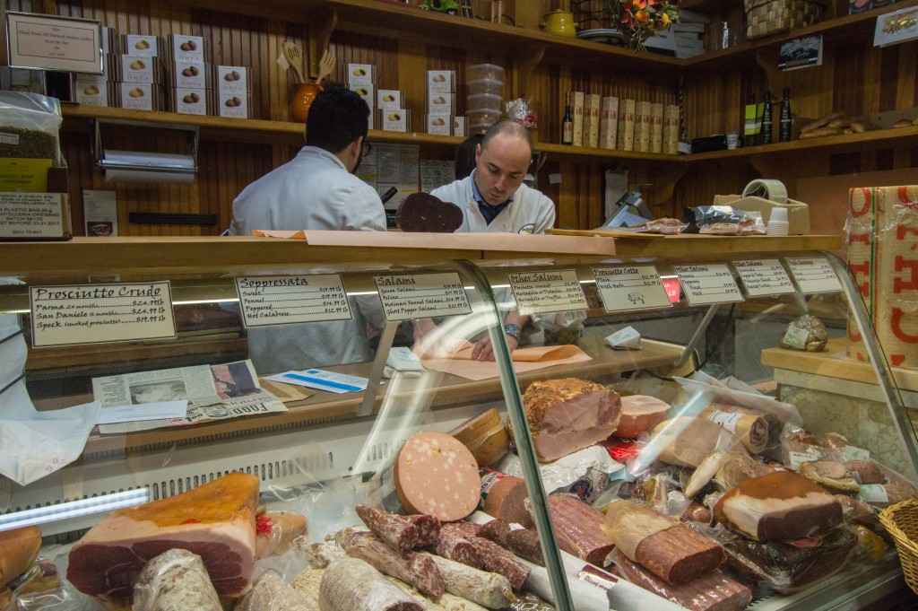 Salumeria in North End | thefoodiemiles.com
