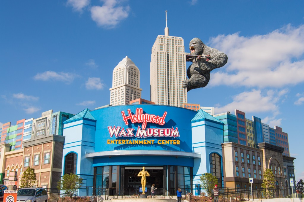 Myrtle beach wax museum | thefoodiemiles.com