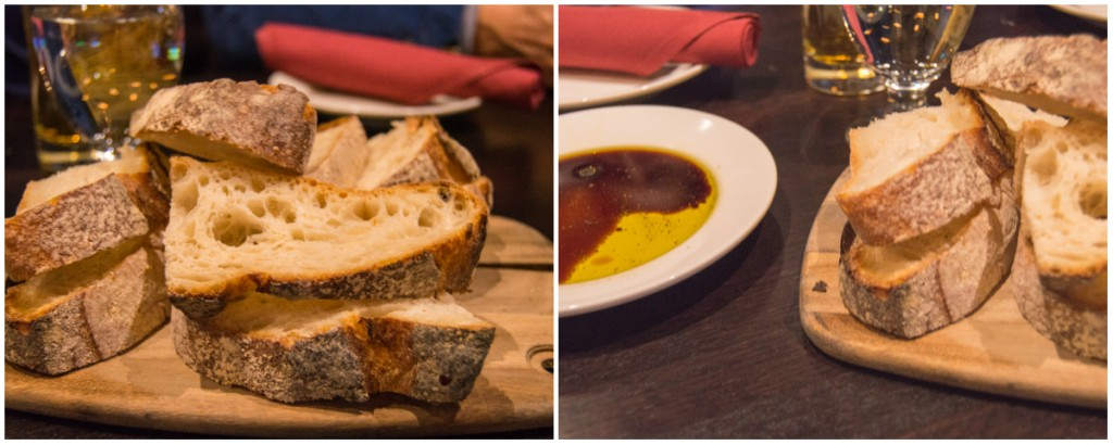 Bread and olive oil | thefoodiemiles.com