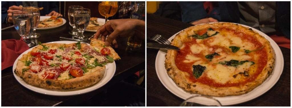 Pizza Margherita | thefoodiemiles.com