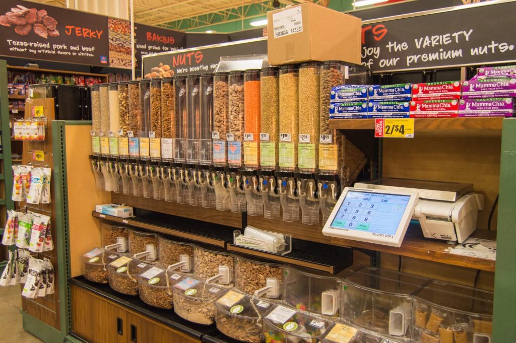things that surprised me in American supermarket