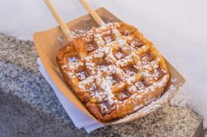 Gaufrabec waffle