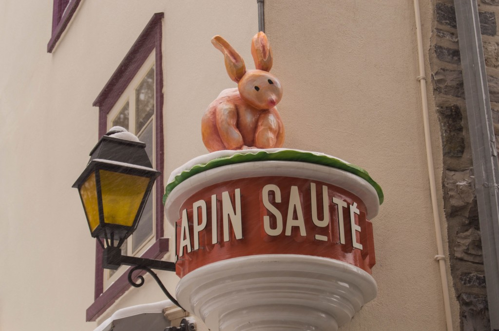 Le Lapin Saute Quebec City