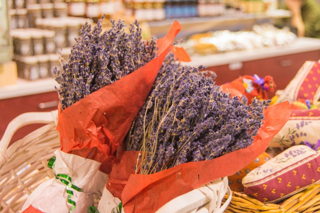 Lavender at Jean Talon Market