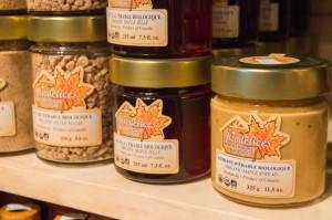 Maple spread at Jean Talon Market