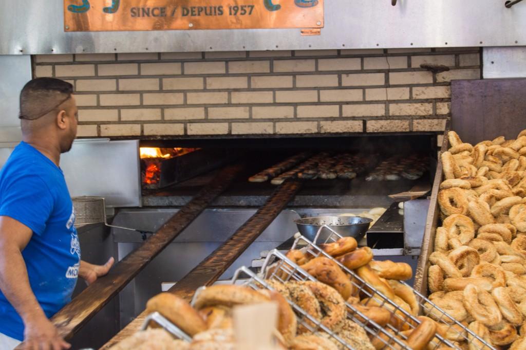 St-Viateur Bagels in Montreal