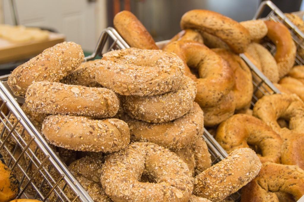 St-Viateur best bagels