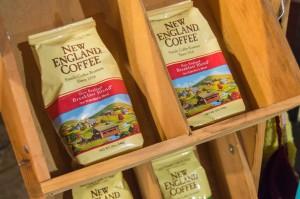 Coffee at Vermont deli