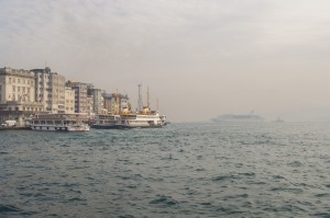 Istanbul in the morning
