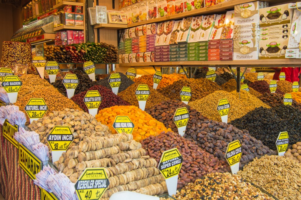 Best Istanbul market
