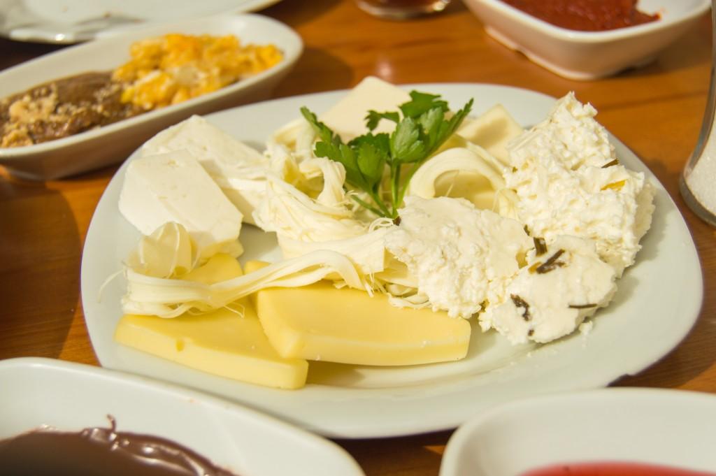 Breakfast turkish style