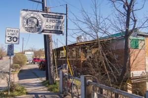 Epoch coffee house Austin Texas