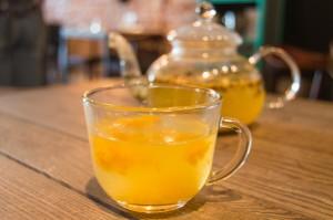 sea buckthorns tea at 26/28