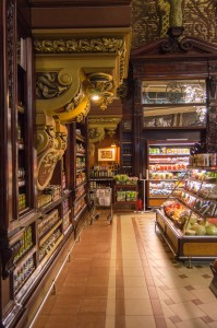Eliseevskiy supermarket