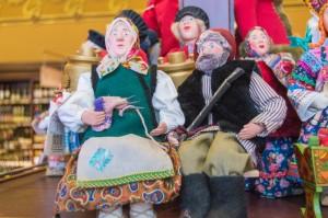 Russian souvenirs Eliseevskiy