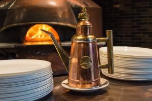 olive oil jug at MAST Boston