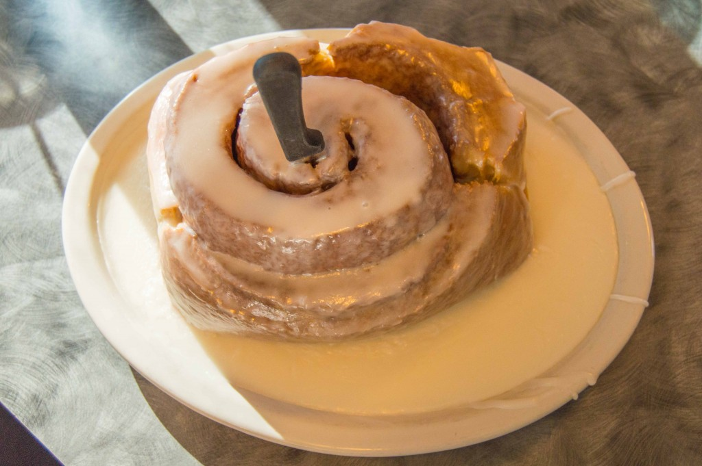 3 pound cinnamon roll