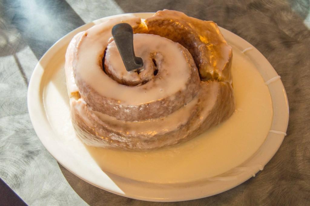 3 pound cinnamon roll
