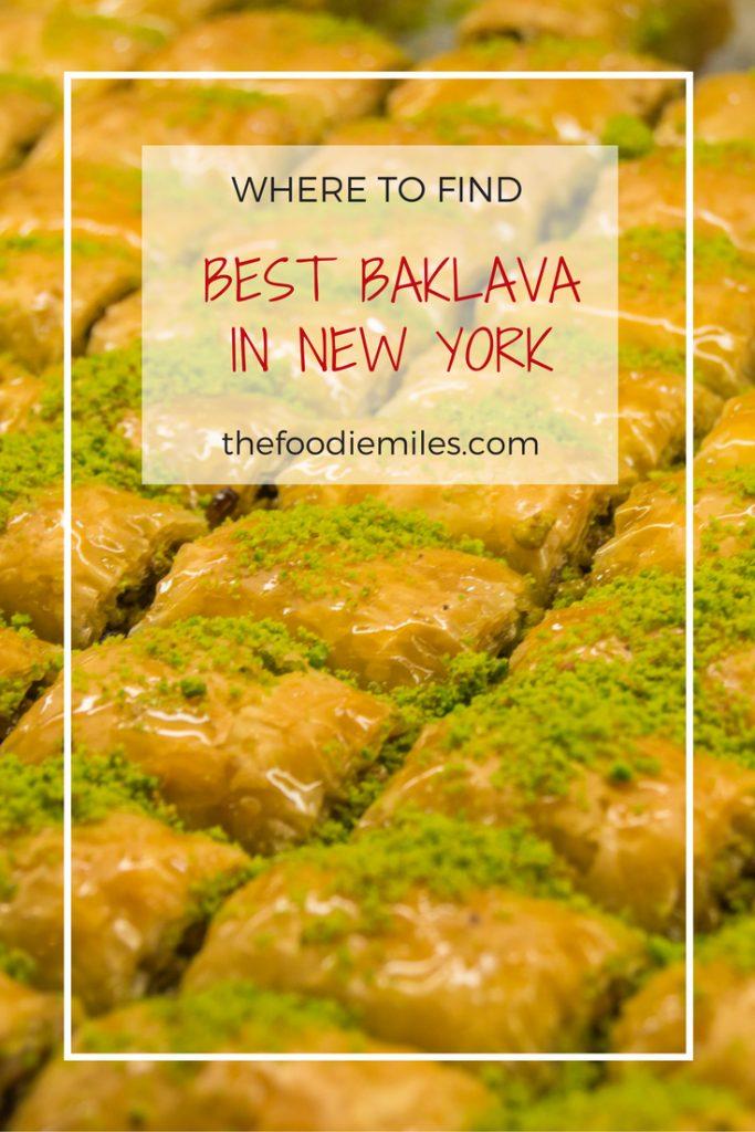 best-baklava-in-new-york