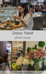 Chelsea market history