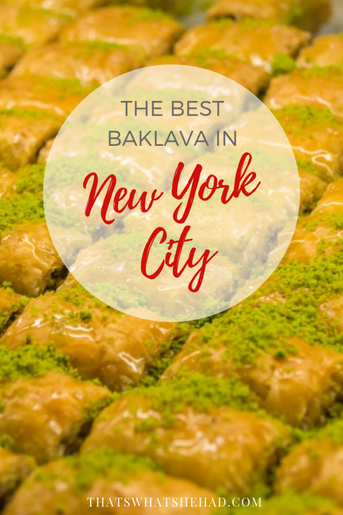 best-baklava-NYC