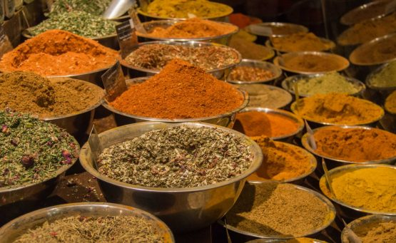 spices at the market nyc
