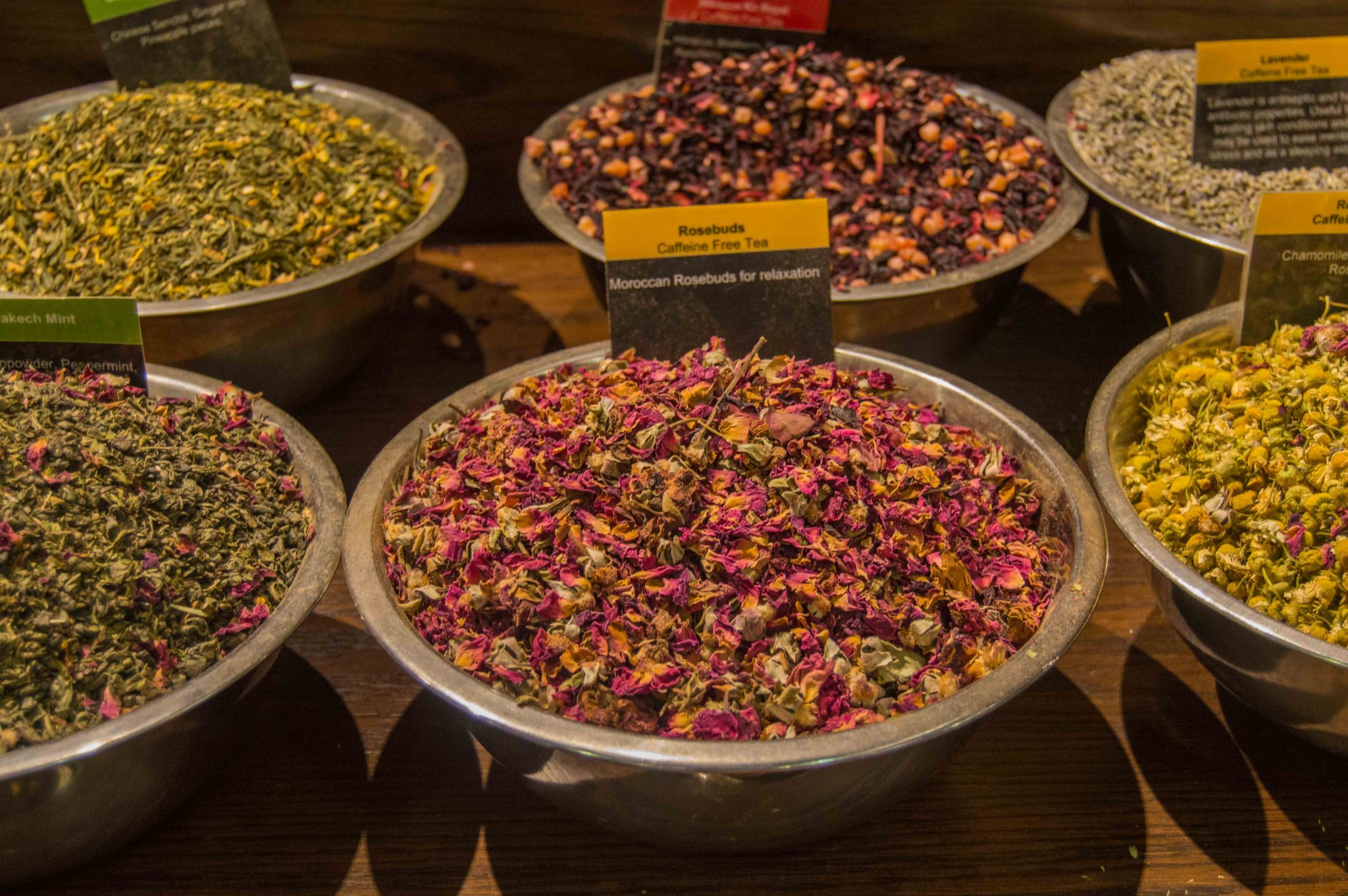 teas at the market nyc