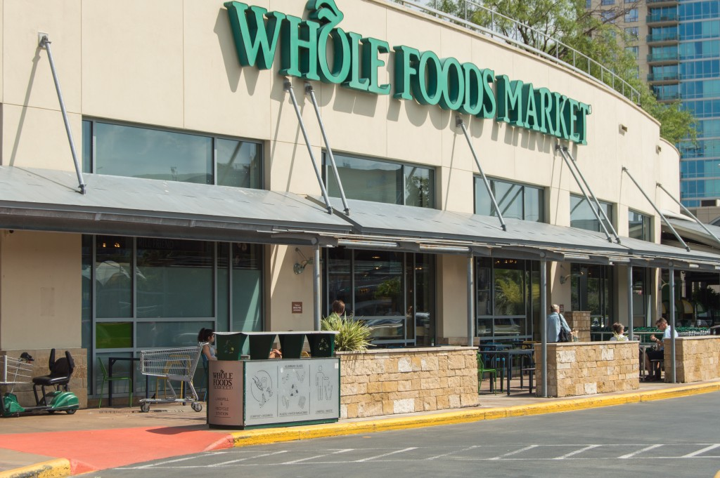 Whole Foods Flagship store