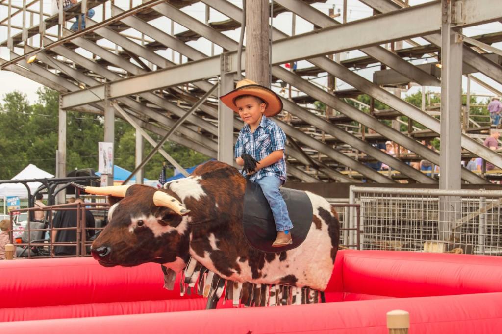 cute little cowboy