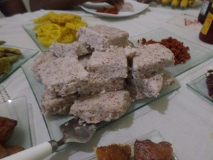 kiribath at sri lankan new year